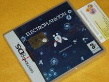 ELECTROPLANKTON Nintendo DS NUOVO SIGILLATO Ver. ITALIA 3DS e TUTTI I MODELLI DS