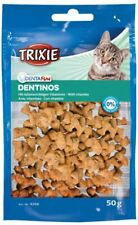 12 X Dentinos With Vitamins 50 Gg Cat Treats Cat Snack Tooth Care