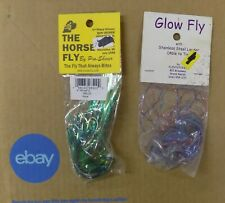 2Of Fly Spinner Rig 1Of Horse Fly Aqua 1Of Glow Fly Red/Blue Nip