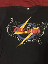 The Who 1980 Tour T-shirt