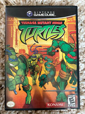 New ListingTeenage Mutant Ninja Turtles (Nintendo GameCube, 2003) Tested Great Ships Fast!