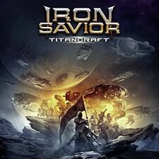 Iron Savior - Titancraft (LtdDigi) [CD]