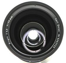 Carl Zeiss 75mm f4.5 Aerial Biogon Lens Block   #6683705