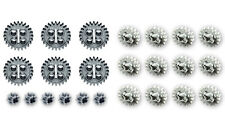 LEGO 24pc Technic Gear SET (Mindstorms pack robot lot power functions motor NEW)