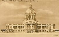 SAN FRANCISCO CA - The New City Hall