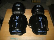 "New listing Mylec Air-Flo 10"" Street Hockey Shin Pads"
