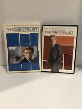 The Mentalist Seasons 1 And 4