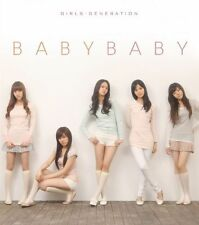 GIRLS' GENERATION SNSD 1ST ALBUM REPACKAGE / DIGIPACK [ BABY BABY]