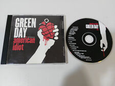 GREEN DAY GREENDAY AMERICAN IDIOT CD 2004