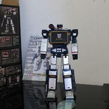 "Transformers Action Figure Soundwave MP13 Masterpiece 9"" With Original Box"
