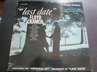 Floyd Cramer Last Date RCA Victor LSP 2350 album 33 1/3 rpm