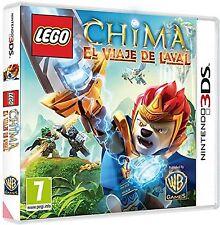 3DS Lego Legends Of Chima Nuevo Precintado Pal España