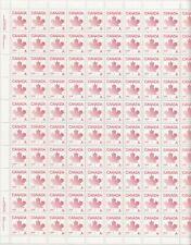 """Canada Scott 907 MNH Plate Sheet - 1981 """"A"""" Definitive"""
