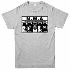 N.W.A The World's Most T-Shirt, Dangerous Hip Hop Group Adult & Kids Tee Top
