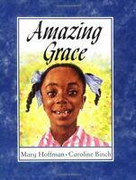 Amazing Grace,Mary Hoffman, Caroline Binch- 9780711206991
