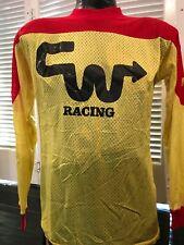 VTG CW Racing Jersey Shirt Sz M Haro BMX JMC Torker Mongoose Race Inc Ripper JT.