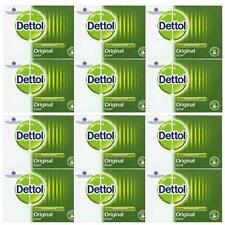 12 x Dettol Soap Bars Disinfectant 100g [6 Twin Packs]