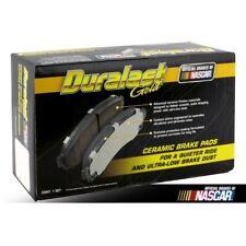 Disc Brake Pad Set Rear AUTOZONE/DURALAST GOLD-BOSCH DG1510