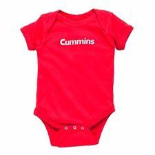 Cummins decal dodge infant toddler onezie red shirt baby diesel newborn  6 12 18