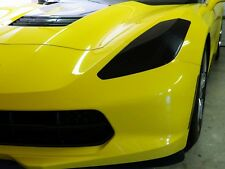 C7 Corvette Stingray/Z06 2014+ Headlight Protection Overlays Lamin-X