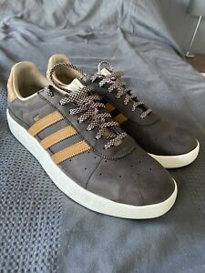 Adidas Mens Munchen Prost MIG Oktoberfest Trainers Brown Size UK 10