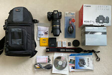 Canon EOS Kiss X4 550D Rebel T2i Tamron AF18-270mm Lens Lowepro Bag Bundle