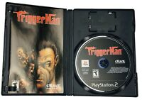 Trigger Man PS2 Sony PlayStation 2 CIB Complete Manual Tested