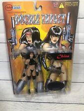 1998 Double Impact China Action Figure Skybolt Toys (New) Ricky Carralero's