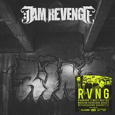 I Am Revenge - RVNG CD BURY YOUR DEAD ACACIA STRAIN KUBLAI KHAN THROWDOWN