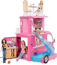Mattel Barbie Camper Das große Hundeabenteuer Super Ferien Camper Puppe Geshenke