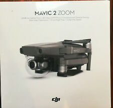 DJI Mavic 2 Zoom 12 Megapixel Camera Drone - SEALED IN BOX