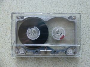 1 x TDK MA-XG 90 Type IV Metal Position Audio Cassette Tape Rare