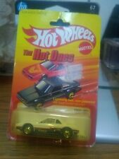 hot wheelshot ones 7527 pontiac fiero new in pack 72