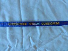 "NASCAR Jeff Gordon #24 Blue Nylon 48"" Walking Dog Leash Pet Supplies NWOT"