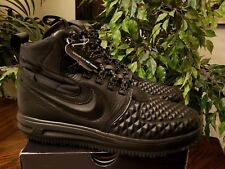 4f74cd534ca3 Nike Lunar Force 1 Duckboot 2017 Men Lifestyle SNEAKERS Black 916682-002 10