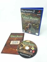 Ghost Master The Gravenville Chronicles PS2 PlayStation 2 PAL Game Complete