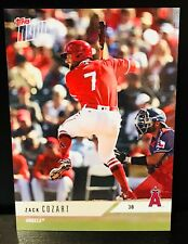 (35) 2018 Topps Now Angels RTOD Road to Opening Day Zack Cozart 35 Card Lot