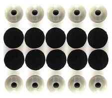 12 Medium Plantronics Voyager PRO UC, PRO HD, PRO Plus, Earbuds,Tips, Gels