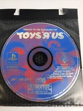 Toys R Us Playstation PS1 - Sample Demo Disc (SCUS-94397) - Tested