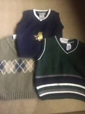 LOT Of 3--- 3-6 month sweater vest- 1 Classic Pooh And 2 Mini Wear