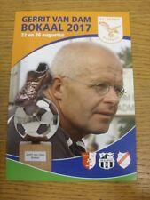 22/08/2017 Horst colocados: Gerrit van Dam bokaal torneo-Horst, Hierden, Rood