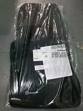 OEM GENUINE MERCEDES BENZ CARPET FLOOR MATS BLACK W124 NON 4MATIC SEDAN