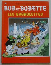 Bob et Bobette T 232 Les Bagnolettes Willy VANDERSTEEN  éd Standaard 1992 EO
