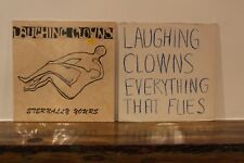 LAUGHING CLOWNS ETERNALLY YOURS & EVERYTHING THAT FLIES UK EPs SAINTS ED KUEPPER