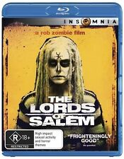 The Lords Of Salem (Blu-ray, 2013) a Rob Zombie Film