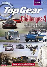 Top Gear - The Challenges Vol.4 (DVD, 2010, 2-Disc Set)
