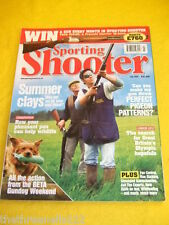 SPORTING SHOOTER - PERFECT PIGEON PATTERNS - JULY 2006