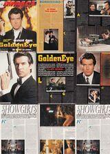 Impact France,James Bond Pierce Brosnan Brad Pitt,Elisabeth Berkley