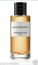La Collection Couturier Parfumeur Leather Oud Dior 125ml 4.25 oz Sealed