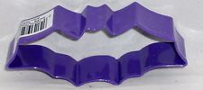 Wilton  Cookie Cutter PURPLE BAT